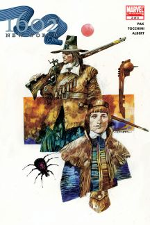 Marvel 1602: New World (Trade Paperback)