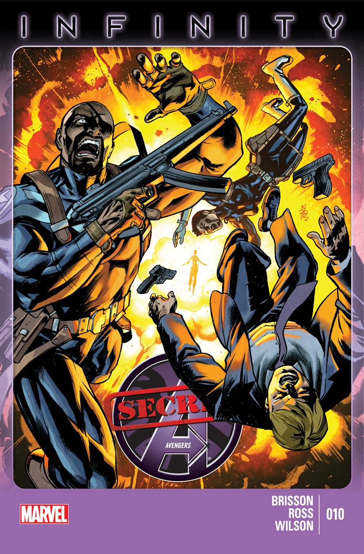 Secret Avengers (2013) #10