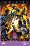 SECRET AVENGERS 10 (NOW, INF, WITH DIGITAL CODE)