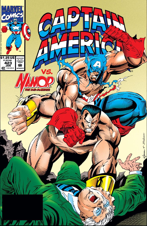 Captain America (1968) #423