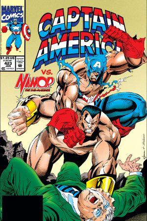 Captain America #423