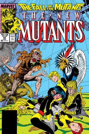 New Mutants (1983) #59