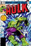 Incredible Hulk (1962) #262 Cover
