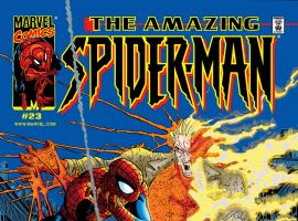 Amazing Spider-Man (1999) #23 Cover