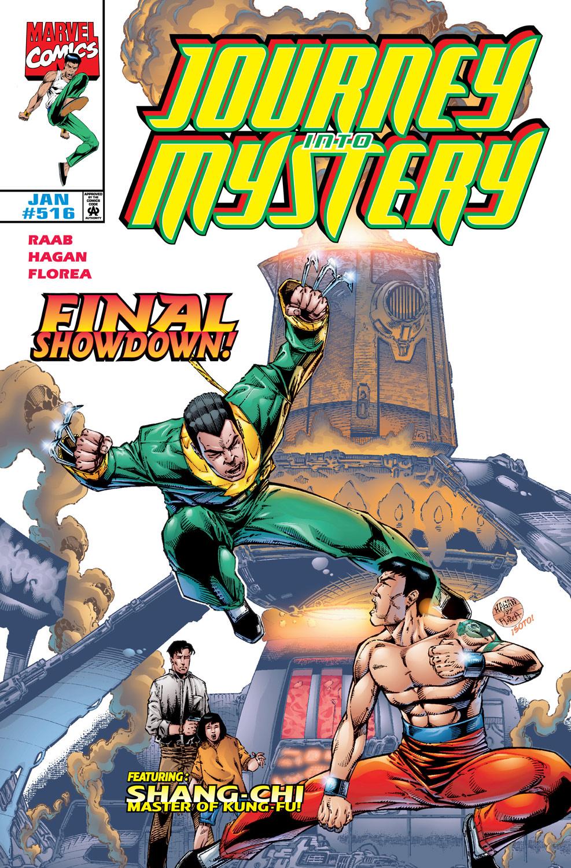 Journey Into Mystery (1996) #516