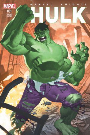 Marvel Knights: Hulk (2013) #1 (Stevens Variant)