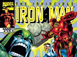 Iron Man (1998) #14 Cover