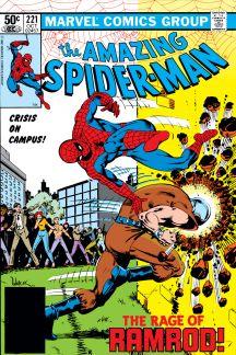 The Amazing Spider-Man (1963) #221