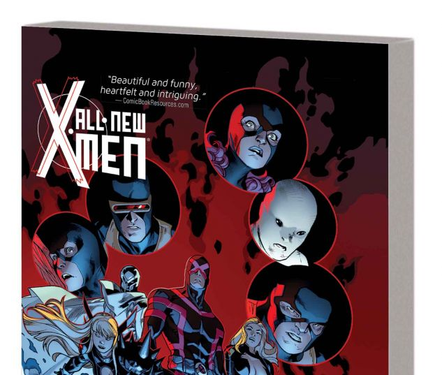 ALL-NEW X-MEN VOL. 3: OUT OF THEIR DEPTH TPB (MARVEL NOW)