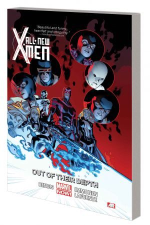 ALL-NEW X-MEN VOL. 3: OUT OF THEIR DEPTH (Trade Paperback)