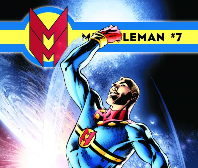 MIRACLEMAN 7 (POLYBAGGED)