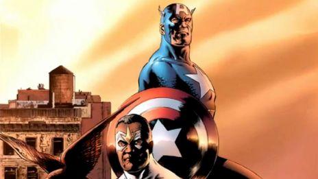 Marvel AR: Falcon Character Bio