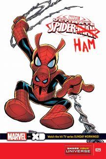 Marvel Universe Ultimate Spider-Man #29