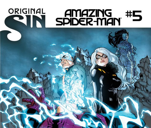 AMAZING SPIDER-MAN 5 (SIN, WITH DIGITAL CODE)