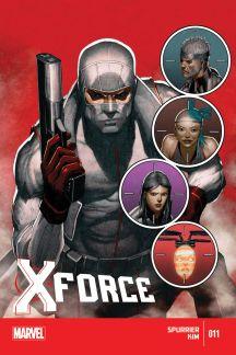 X-Force (2014) #11