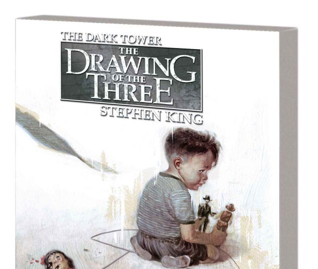 DARK TOWER: THE DRAWING OF THE THREE - THE PRISONER TPB
