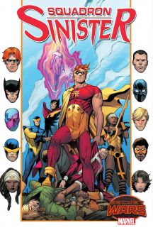Squadron Sinister (2015) #1