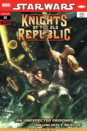 Star Wars: Knights of the Old Republic (2006) #12