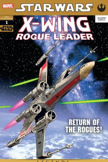 Star Wars: X-Wing Rogue Leader #1