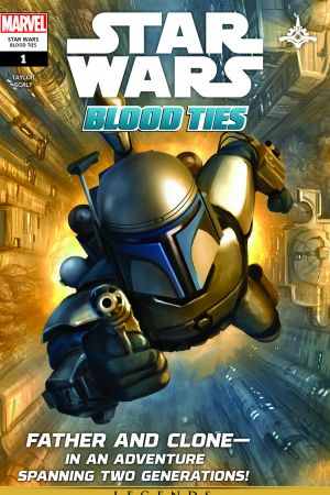 Star Wars: Blood Ties #1