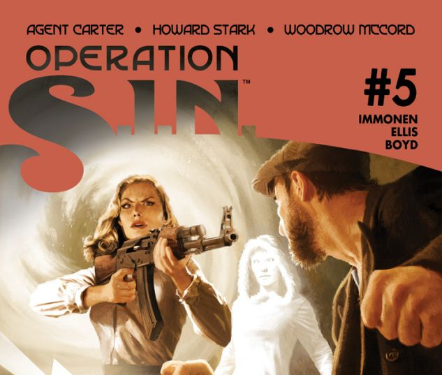 OPERATION: S.I.N. 5 (WITH DIGITAL CODE)
