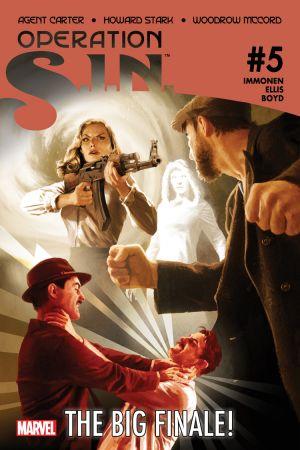 Operation: S.I.N. (2015) #5