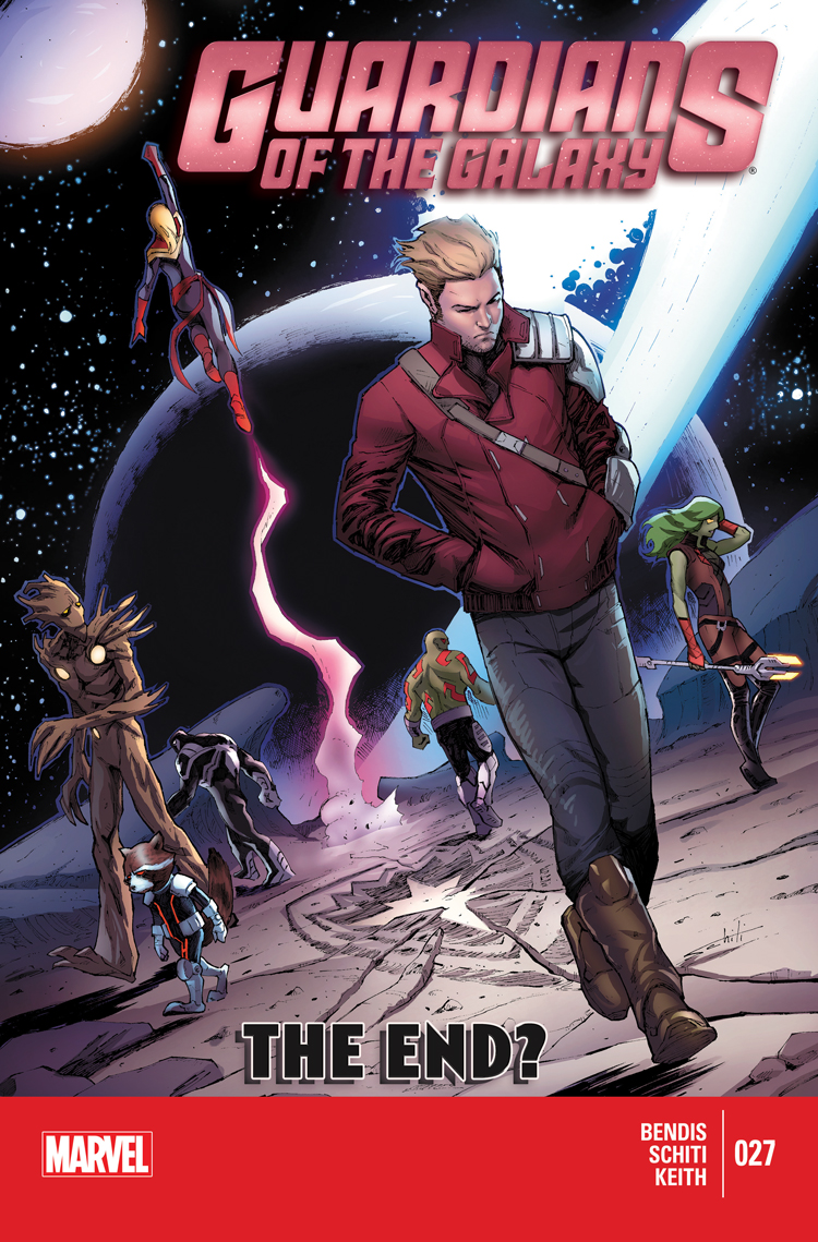 Guardians of the Galaxy (2013) #27
