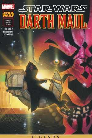 Star Wars: Darth Maul (2000) #3