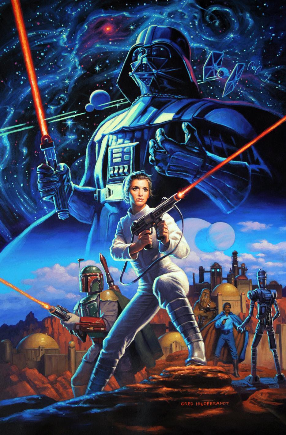 Star Wars: The Original Marvel Years (Hardcover)