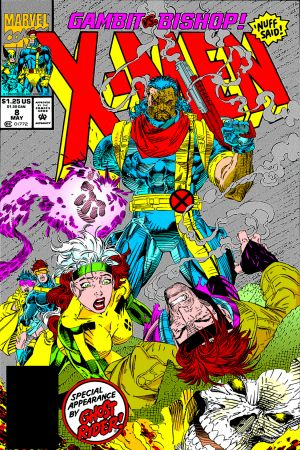 X-Men (1991) #8