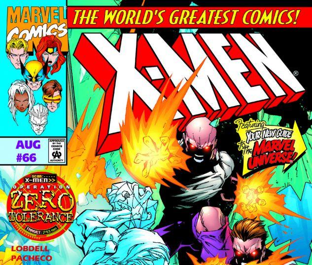 X-Men (1991) #66
