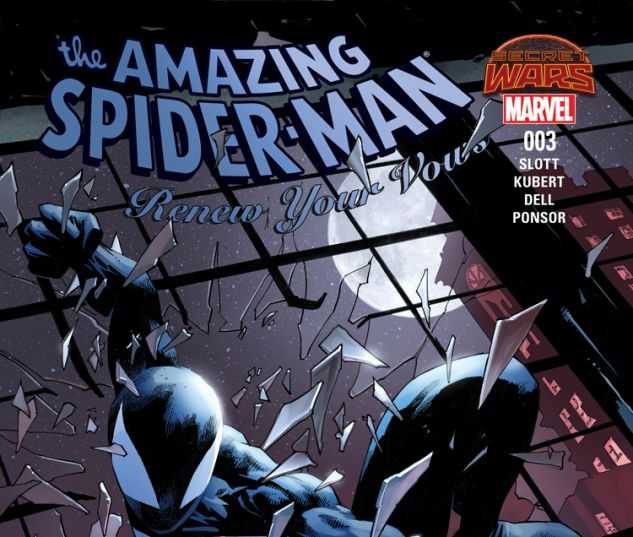 AMAZING SPIDER-MAN: RENEW YOUR VOWS 3 (SW, WITH DIGITAL CODE)