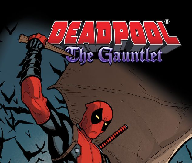 Deadpool Infinite Digital Comic (2014) #1