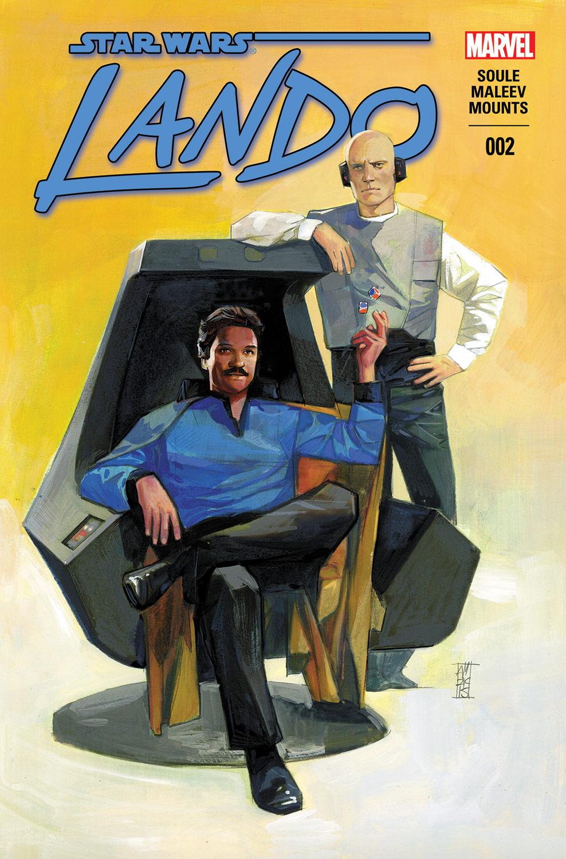 Lando (2015) #2