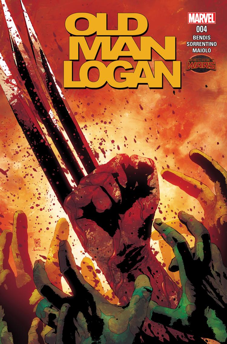 Old Man Logan (2015) #4
