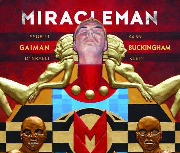 MIRACLEMAN BY GAIMAN & BUCKINGHAM 1 (POLYBAGGED)