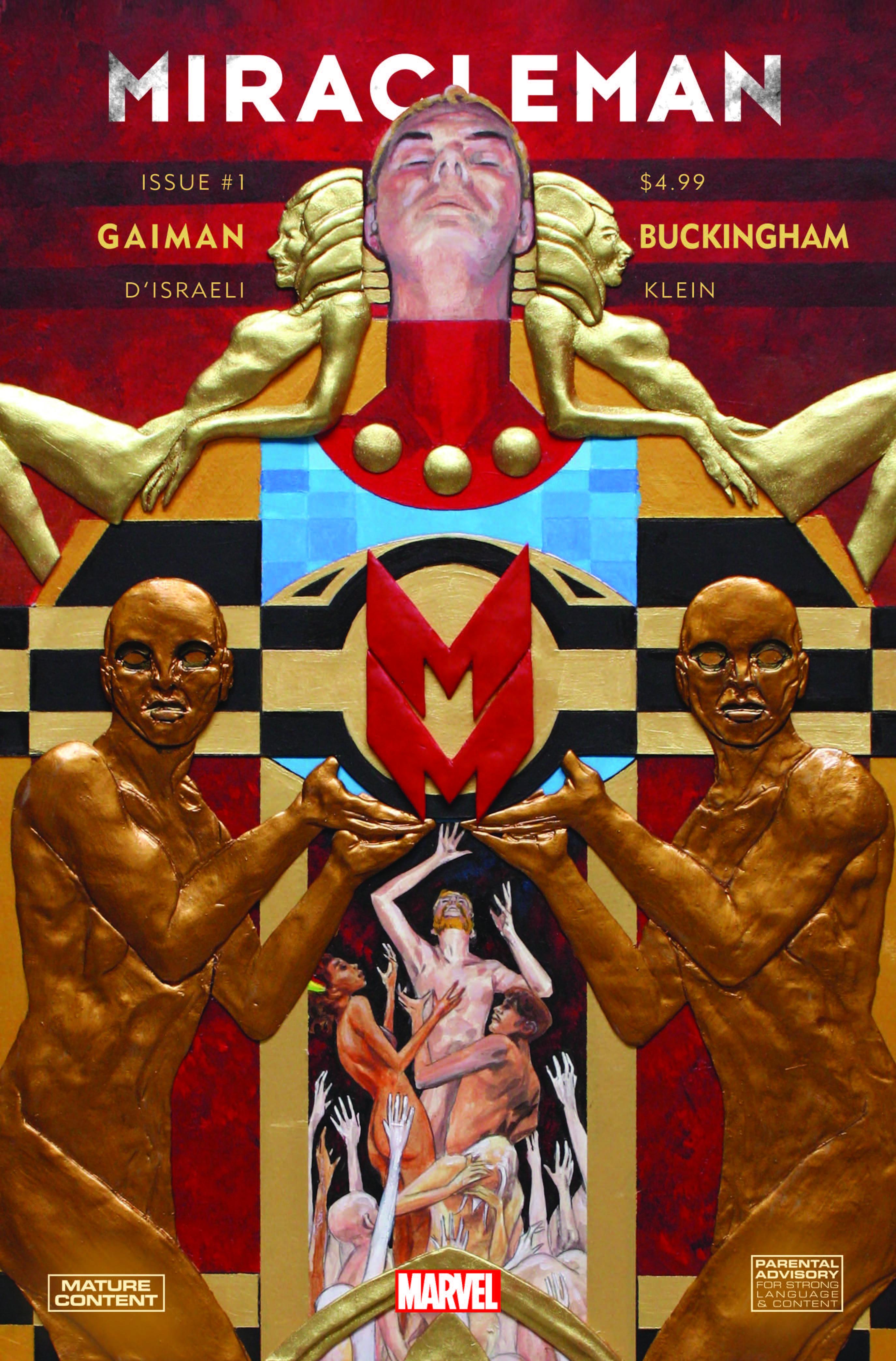 Miracleman by Gaiman & Buckingham (2015) #1