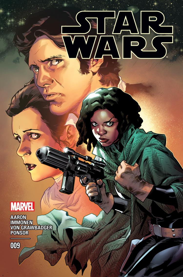 Star Wars (2015) #9