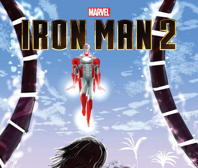 cover to Iron Man 2 MCU Guidebook