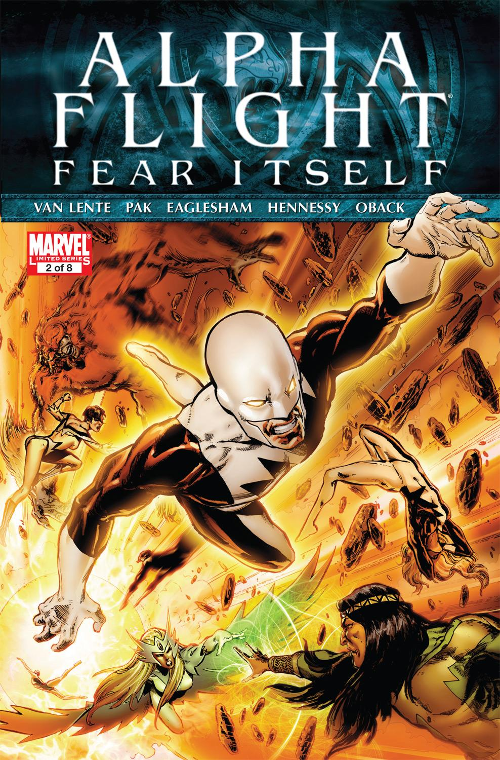 Alpha Flight (2011) #2