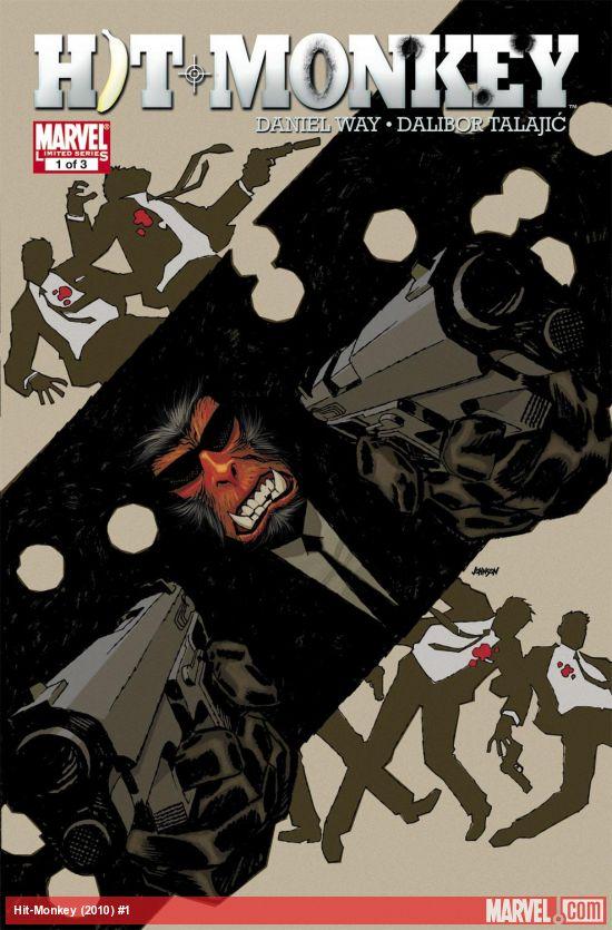 Hit-Monkey (2010) #1