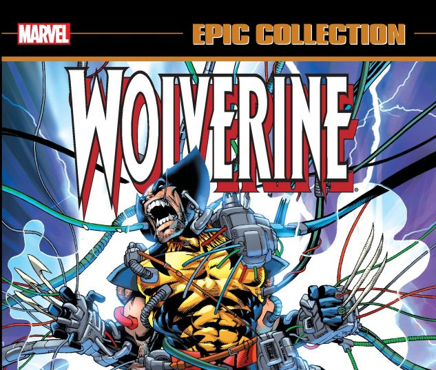 cover from Wolverine Epic Collection: The Dying Game (2015)