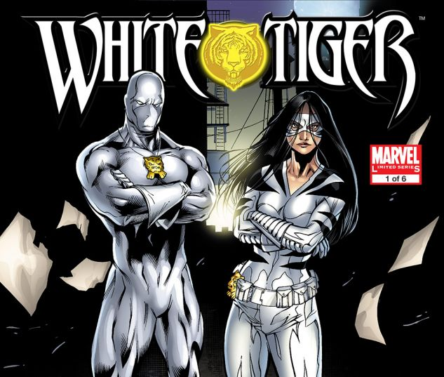 White Tiger 2006 1 Comics Marvelcom