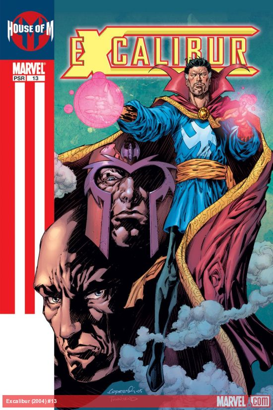 Excalibur (2004) #13