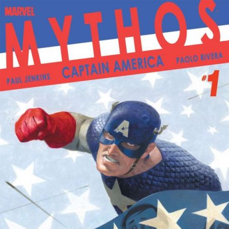MYTHOS: CAPTAIN AMERICA (2008)