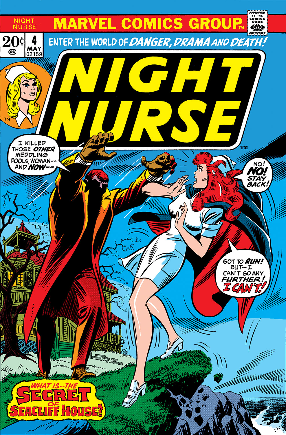 Night Nurse (1972) #4