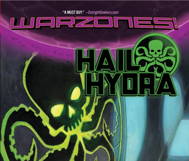 cover from Hail Hydra (2015)