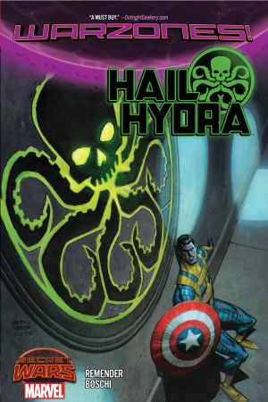 Hail Hydra (Trade Paperback)