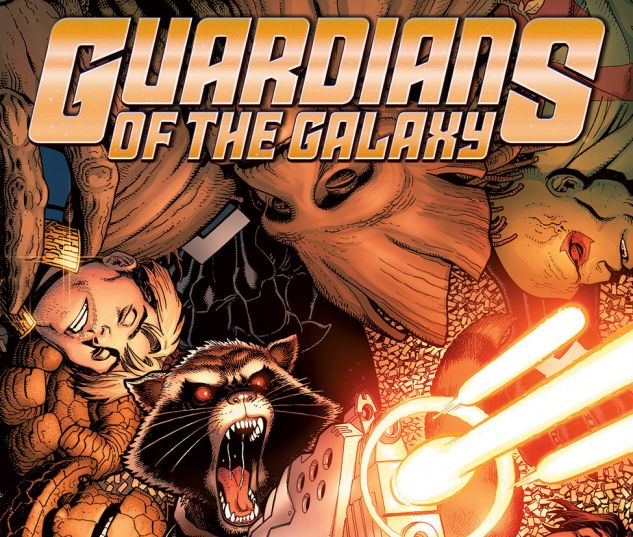 Guardians of the Galaxy (2015) #4