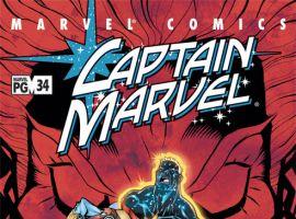 Captain Marvel (2000) #34